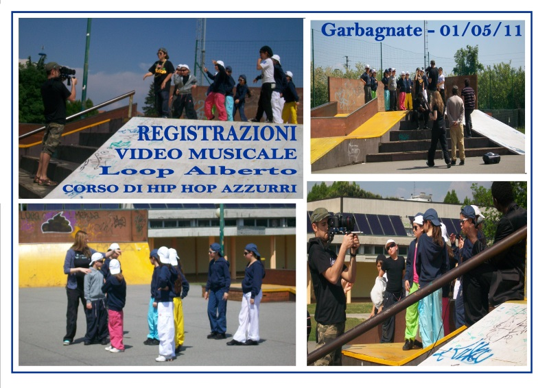 registrazione video clip 3